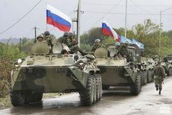 Госпогранслужба сообщает о высокой концентрации российских войск у границ Украины