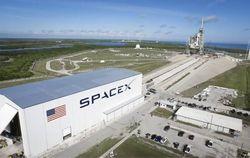 Ракета Falcon 9 вывела на орбиту военный спутник