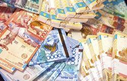 Курс доллара к тенге на Форекс упал