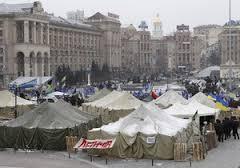 Евромайданы покрыли всю Украину
