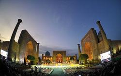 Из-за строительства амфитеатра в Регистане древний памятник наклонился на 8 сантиметров