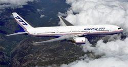 8 поисковых самолетов облетят над территорией возможного падения Боинг 777