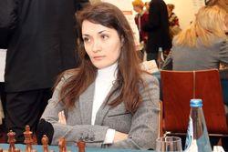 Украинская шахматистка теперь выступит под российским флагом