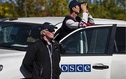 Полевой командир ДНР угрожал убийством членам миссии ОБСЕ