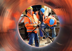 """""""Газпром"""" не может отказаться от транзита газа в Европу через ГТС Украины"""