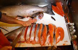 Пользуясь ситуацией в России, Фареры подняли цены на лосось на 60 процентов