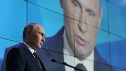 Свой день рождения Путин встретит на курорте. Но в рабочей обстановке