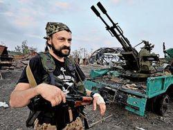 Под контролем террористов остается 165 километров границы с Россией