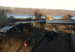 Катастрофа поезда в Нью-Йорке - последствия
