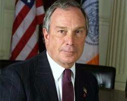 Майкл Блумберг может замахнуться на пост президента США