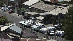 Патовая ситуация с захватом заложников в Ереване
