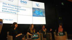 Крымские татары в Берлине рассказали о последствиях аннексии Крыма