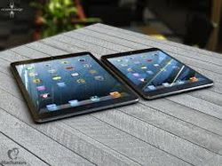 Первые снимки iPad 5 хорошо повлияли на курс ценных бумаг