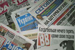 В Крыму искореняются свобода слова в СМИ и память об украинском