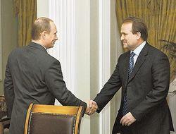 Медведчук считает соглашение с ЕС вмешательством во внутренние дела Украины