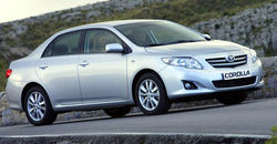 Toyota Corolla сохраняет лидерство по мировым продажам в 2014 году