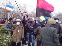 Евромайданы Востока и Юга Украины перешли в атаку