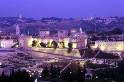 В израильском Рамле строится новый жилой квартал