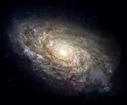 """Галактики имеют """"годичные кольца"""" как у деревьев - выводы ученых"""