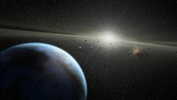 Молодые ученые России предложили решение обнаруженного астероида TV135