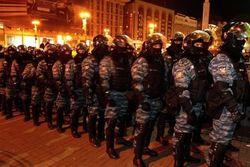 Лукьянов из ПР назвал ошибкой разгон Евромайдана