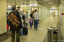 Провожающих пассажиров, нуждающихся в присмотре, будут пускать на вокзал