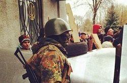 Опасаясь штурма, самооборону Славянска привели в повышенную готовность
