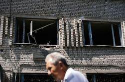 Восстановлением инфраструктуры Донбасса сейчас занимаются местные жители