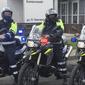 Минская госавтоинспекция получила мотоциклы BMW