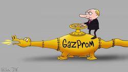 Газ - оружие Путина