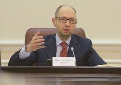 Яценюк подписал распоряжение о матпомощи семьям погибших на Майдане