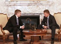 Газпром накачает свои ПХГ рекордным объемом газа