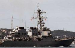 В Черном море появился еще один боевой корабль США
