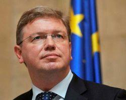 Фюле - Украине: восстанавливайте доверие, на кону – ассоциация
