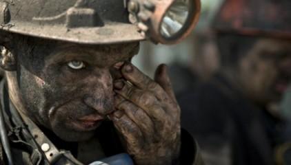 Голодающие шахтеры отказались ехать навстречу сгубернатором Ростовской области