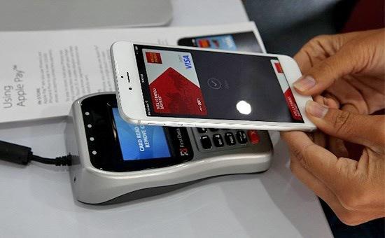 Система платежей Apple Pay заработает в Российской Федерации осенью
