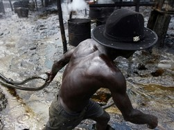 Нигерия – первая жертва сланцевой революции в США