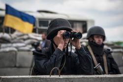 Боевики уходят в крупные населенные пункты – штаб АТО