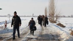 Жители киргизского анклава Барак опасаются перехода их территории к Узбекистану