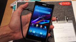 Лотерея от Sony – флагманский смартфон Xperia Z2 в роли приза