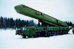 В России создают новую баллистическую ракету