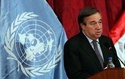 Новым Генсеком ООН стал премьер Португалии Антониу Гутерреш