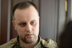 Губарев улетел из Донецка в Россию «поговорить с единомышленниками»