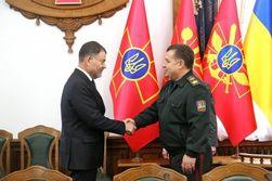 Степан Полторак и Анатол Шалару