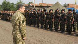 Участникам боевых действий в Украине предоставлено более 20 льгот