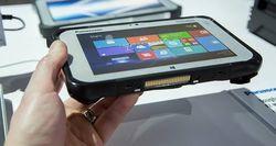 Panasonic Toughpad FZ-M1 уже в продаже