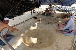 На украинско-польской границе археологи исследуют древнее поселение
