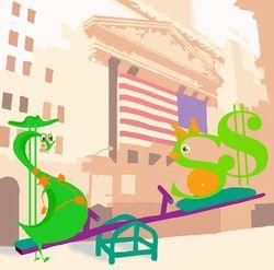 Курс доллара США снижается к сингапурскому доллару на рынке форекс