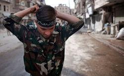 """Боевики сирийской оппозиции объявляют о присоединении к """"Аль-Каиде"""""""