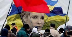 Тимошенко поедет к Путину спасать Украину